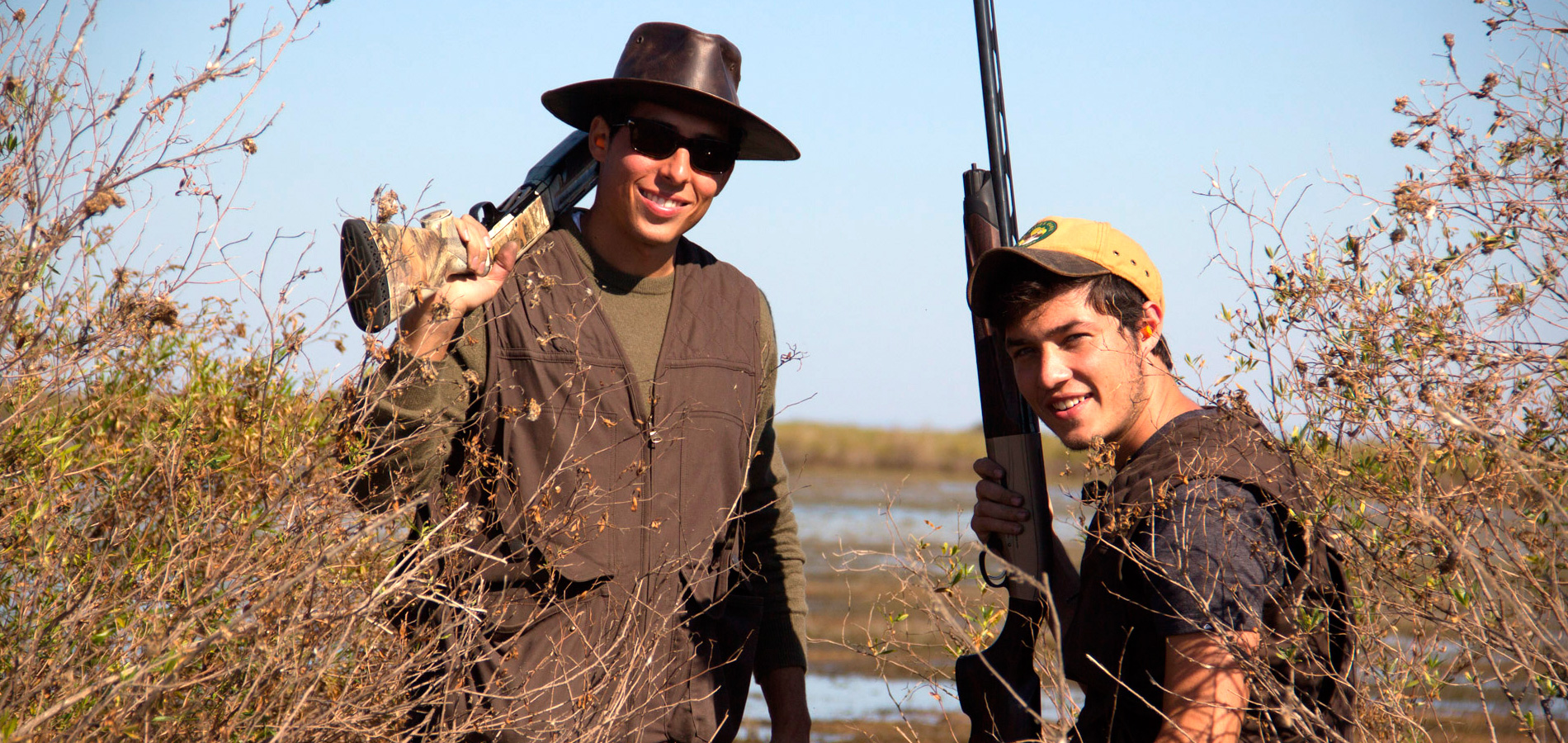 Wingshooting & Hunting since 1994 by Paco Riestra